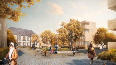 Residential Buildings Meerbusch-Osterrath